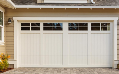 Garage Doors Need Regular Maintenance